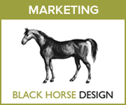 Black Horse Design Marketing (Herefordshire Horse)