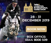 Liverpool International Horse Show 2019 (Herefordshire Horse)